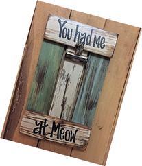 PHOTO HOLDER Shutter / Pallet Wood CAT Picture Frame