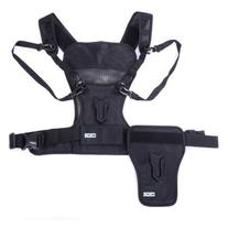 Movo Photo MB1000 Multi Camera Carrier Harness Vest with