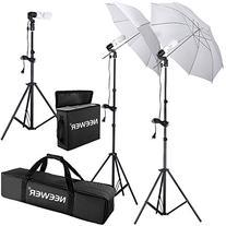 Neewer 600W 5500K Photo Studio Day Light Umbrella Continuous