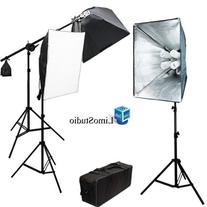 LimoStudio Photo Video Studio 2400 Watt Softbox Continuous
