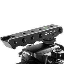 Movo Photo SVH6 Video Stabilizing Top Handle & Cold Shoe