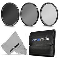 49MM Altura Photo Professional Photography Filter Kit  for