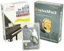 eMedia Piano and Keyboard Method, EarMaster 6 Pro, Pitchboy