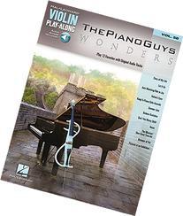 The Piano Guys - Wonders: Violin Play-Along Volume 58