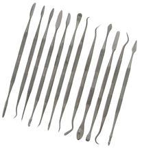 SE - Pick & Spatula Set - Stainless Steel
