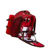 Ferlin Picnic Backpack for 2 With Cooler Compartment,