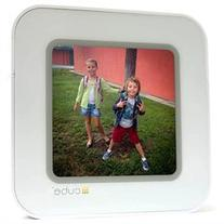CUBE Digital Picture Frame White