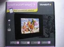 "Polaroid 8"" Digital Picture Frame PDF-825"