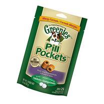 Greenies Greenies Pill Pockets Allergy Formula Duck & Pea