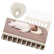 Gouptec Hot baby pillow infant shape toddler sleep