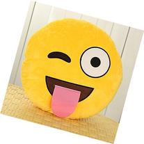Emoji Pillows in Assorted Styles - 11 Inch