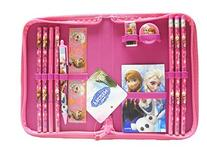 Disney Frozen Hot Pink Elsa Anna and Olaf Stationery Set