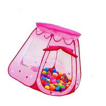 Lepapillon Pink Princess Tent Indoor and Outdoor 1-8 Years