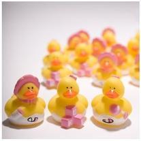 Mini Girl Baby Shower Ducks