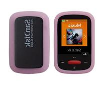 Pink Soft Skin Case + Screen Protector + Armband + Smart