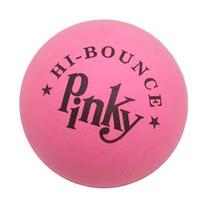 Pinky Hi-Bounce Balls - Set of 6