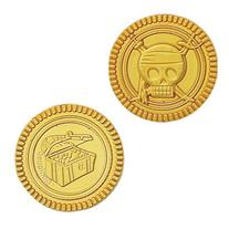 Plastic Gold Pirate Coins, 30ct