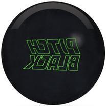 Storm Pitch Black Bowling Ball, 13-Pound
