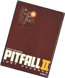 Pitfall II: The LOst Caverns - Atari 5200