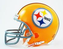 Pittsburgh Steelers 1962 Throwback Riddell Mini Football