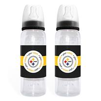 Pittsburgh Steelers Baby Bottle 2-Pack