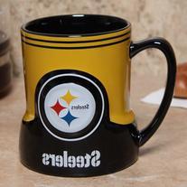 Pittsburgh Steelers Game Time Coffee Mug