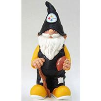 Pittsburgh Steelers NFL 11 Garden Gnome