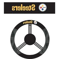 Pittsburgh Steelers NFL Steering Wheel Cover
