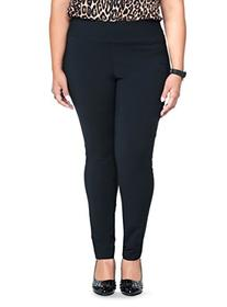 Pixie Pant - Black Millennial Stretch