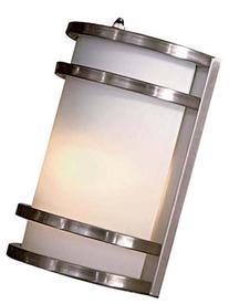 Minka Lavery 9801-144-PL 1-Light Brushed Stainless Steel