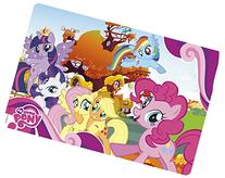 Zak! Designs Placemat with My Little Pony Graphics, BPA-free