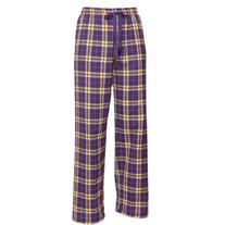 Boxercraft Plaid 100% Cotton Flannel Pant with Pockets,