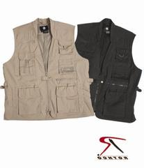 Plainclothes Concealed Carry Vest-BlackX-Large