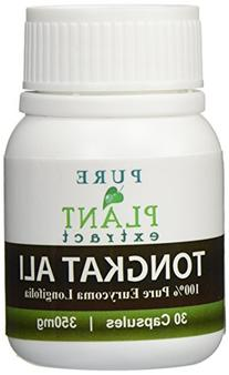 Pure Plant Extract #1 Brand 30 Caps Premium Quality TA:200