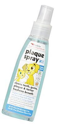 Petkin Plaque Spray, 4-Ounce