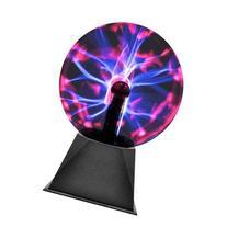 Plasma Ball - Nebula, Thunder Lightning, Plug-In - For