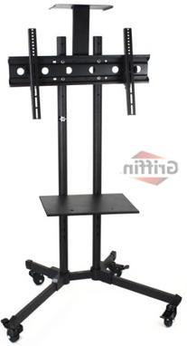 Plasma LCD Cart Flat Screen Panel TV Stand Mount Nesting AV