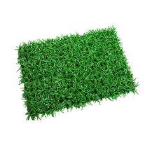 Jardin Plastic Aquarium Grass Lawn Artificial Landscape,