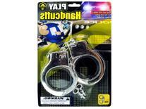 Plastic Play Handcuffs