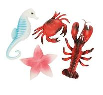 "Plastic Sea Life Decoration Assortment7 1/2"" - 11 1/2"""