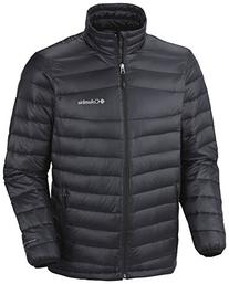 Columbia Men's M Plat 860 Turbodown Jacket, Backcountry Ora