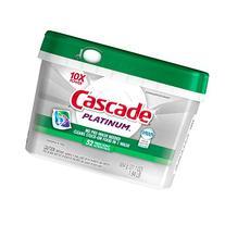 Cascade Platinum Actionpacs, Fresh, 52 Count