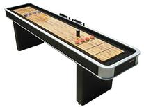 Atomic 9' Platinum Shuffleboard Table