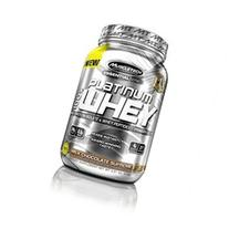 MuscleTech Platinum 100% Whey Supplement, Milk Chocolate