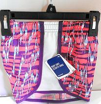 Reebok PlayDry Girl's Running Shorts size S