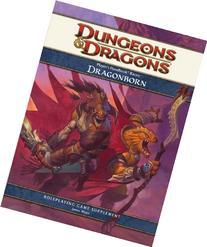 Player's Handbook Races: Dragonborn: A 4th Edition D&D