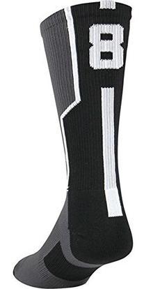 TCK Player Id Custom Number Sock