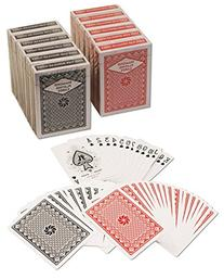 Diamond Playing Cards: 12 Decks  Poker Size Regular Index