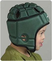 """Playmaker Headgear. Color: Green Size: X-Large 23?""""- 24""""  -"""
