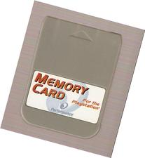 Performance Memory Card 15 BLOCK for Playstation 1 / 1 MB